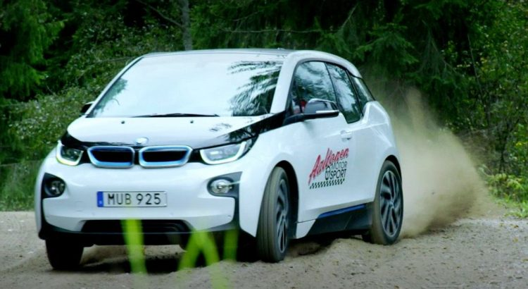 BMW-i3-Drift