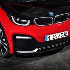 Nouvelles BMW i3 et i3S, restylées et boostées