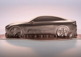 BMW i4 Concept electrique