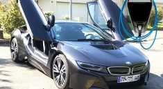 BMW i8 2018 WallBox