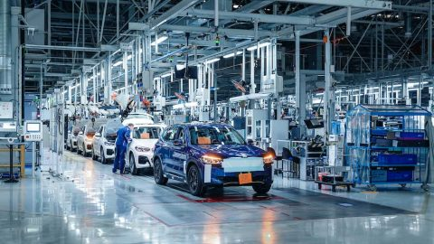 BMW iX3-2020