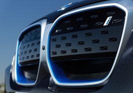 BMW iX3 2022 électrique