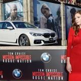 BMW partenaire de Mission Impossible
