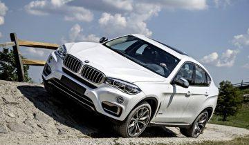 BMW xDrive X6 F16