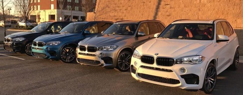 BMWX5M2017