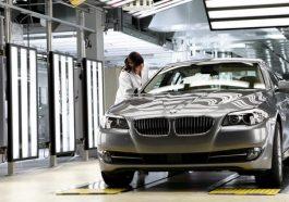 Calendrier BMW 2012
