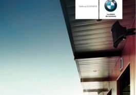 Catalogues-Tarifs-BMW-2016