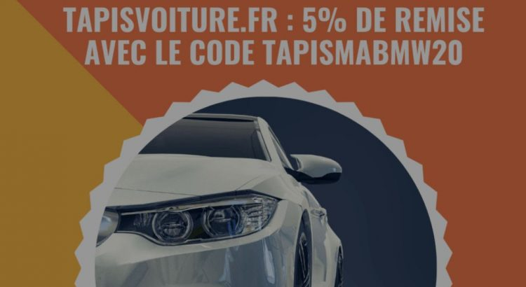 Code Reduction Promo Tapisvoiture.fr