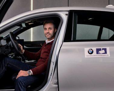 Conduite autonome par BMW 2021-2