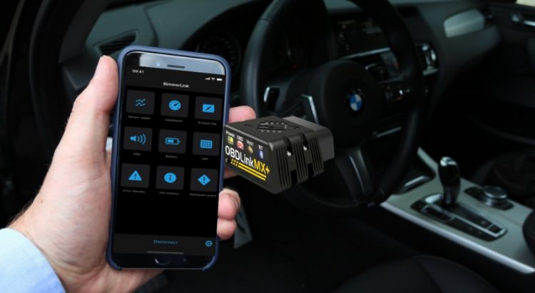 Diag BMW Dongle Application Smartphone 2021
