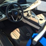 J'ai essayé la BMW i8