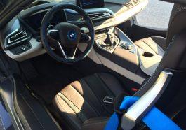 Test BMW i8