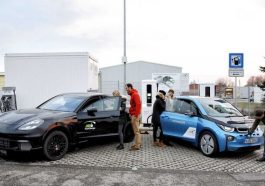 Fast Charge voitures electriques