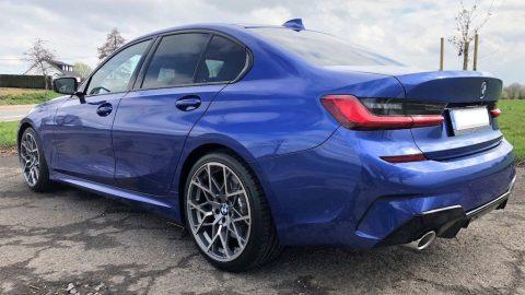 Jantes BMW G20 Série 3