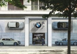 Magasin BMW Paris Georges V