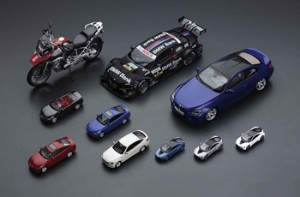 Miniatures BMW