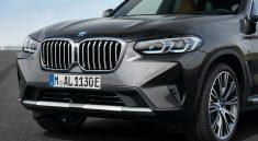 Nouveau BMW X3 G01 Facelift 2021