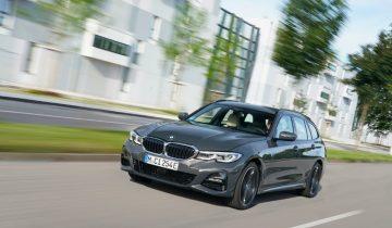 Nouvelle BMW 320E hybride rechargeable 2021