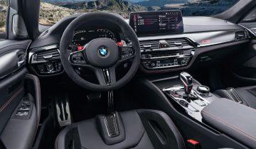 Nouvelle BMW M5 CS édition spéciale 2021