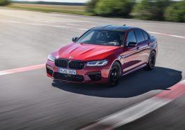 Nouvelle BMW M5 Competition 2020