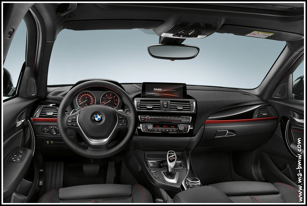 nouvelle s rie 1 restyl e 2015 blog bmw forum bmw. Black Bedroom Furniture Sets. Home Design Ideas