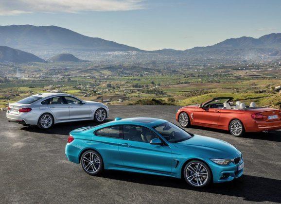 Nouvelles BMW Série 4 restylées