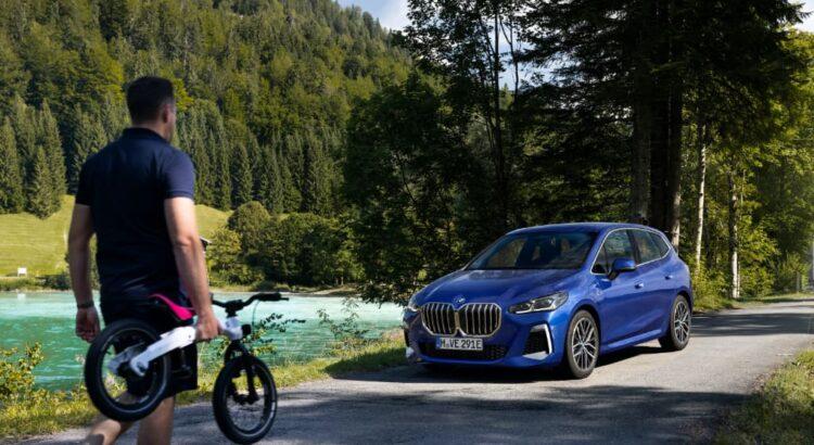 Nouvelle BMW Serie 2 active Tourer 2022