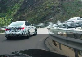 Prototype future BMW M3 G80 2019 2020