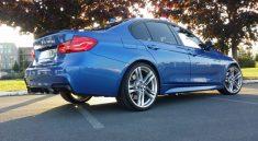 Retrofit feux BMW Série 3 LCI 2015