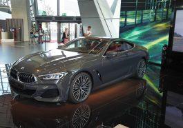 Visite BMW Welt Munich