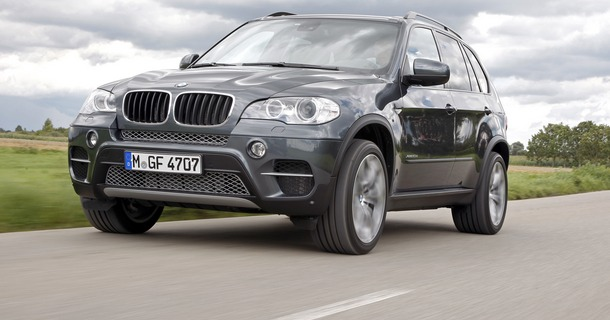 X5 et X6 'Exclusive Edition'