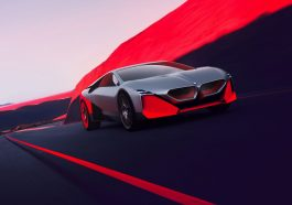 bmw vision m next - Salon Francfort 2019 IAA