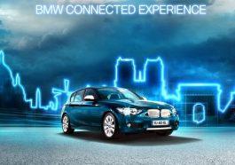 jeu concours BMW Paris connected drive Série 1