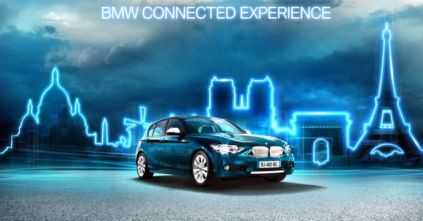 Jeu-concours BMW Connected Experience